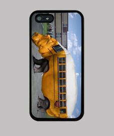 Hipopótamo bus escolar