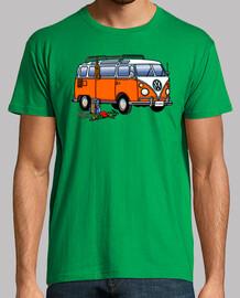 Hippie Van Climb Hombre