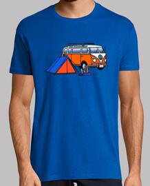 Hippie Van Trek Hombre