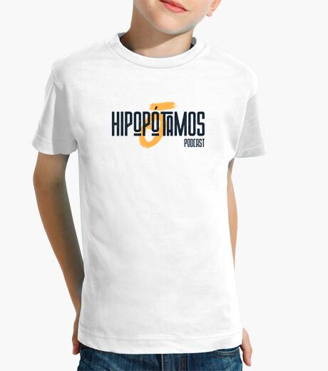 Hippo boy t shirt kids t-shirt