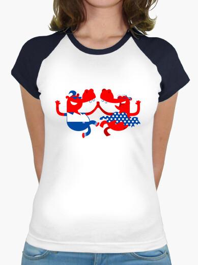 Tee-shirt hippopotames hipster