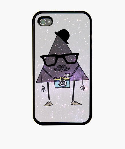 Funda iPhone Hipster