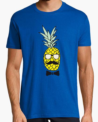 Tee-shirt hipster ananas