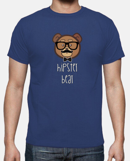 Hipster Bear Chico