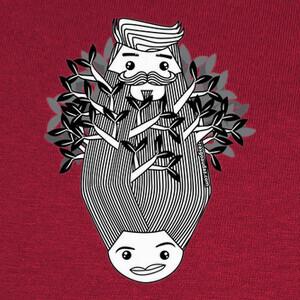 Camisetas Hipster beard