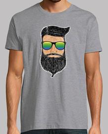 hipster beard men gift idea