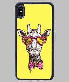 hipster girafe