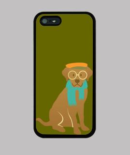 hipster hund
