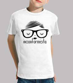 Hipster inconformista