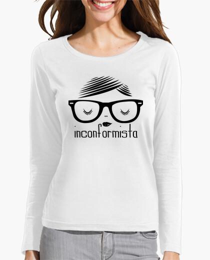 Camiseta Hipster inconformista