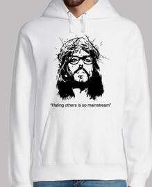 hipster jesus christ