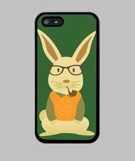 hipster kaninchen