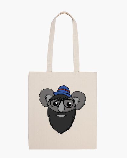 Hipster Koala - Borsa di Stoffa