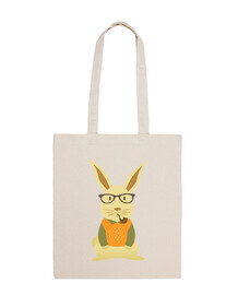 Hipster lapin
