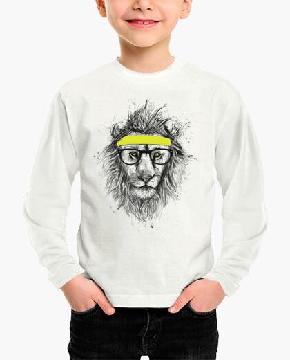 Ropa infantil Hipster lion