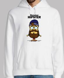 hipster monsieur
