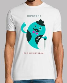 Hipster monster