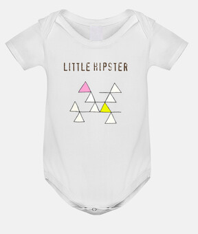 hipster petit corps de triangles