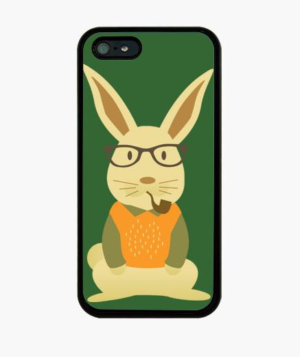 Funda iPhone Hipster rabbit