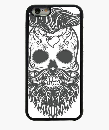 Funda iPhone 6 / 6S Hipster sugar skull 2