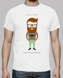 Hipster? Too Mainstream