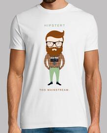 hipster? too mainstream
