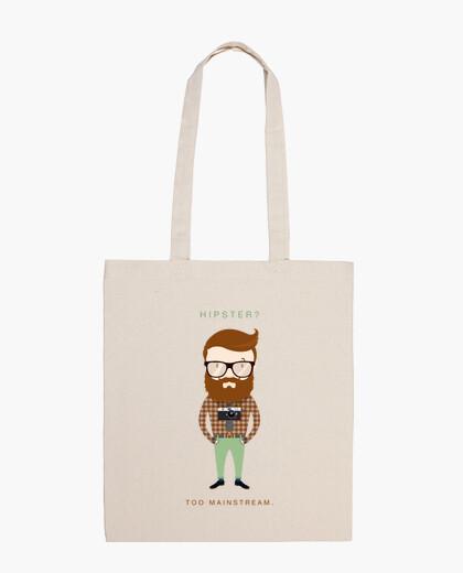 Bolsa Hipster? Too Mainstream (Bolso)