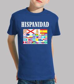 Hispanidad paises y origen Dibujo