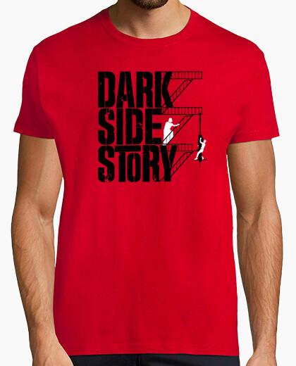 Camiseta historia lado oscuro