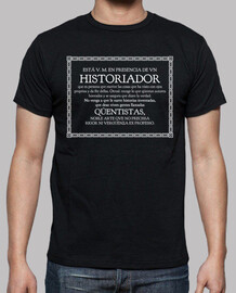 historian, qüentista (dark background)