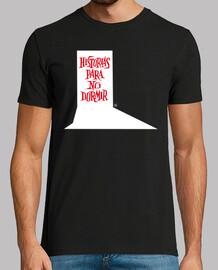 Historias Para No Dormir camiseta hombre