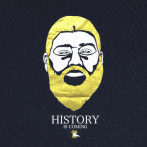 Tee-shirts History is coming