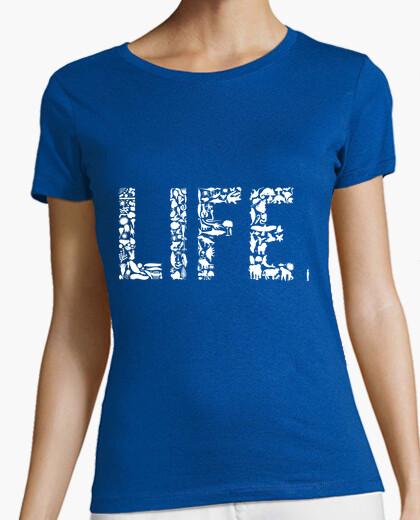 Camiseta History of LIFE