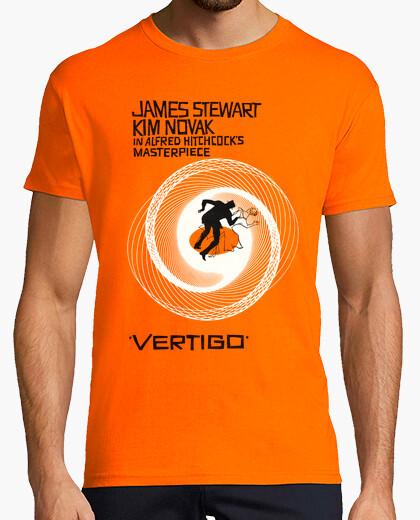 Camiseta HITCHCOCK. VERTIGO