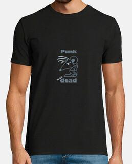 hn / punk no muerto gris por stef