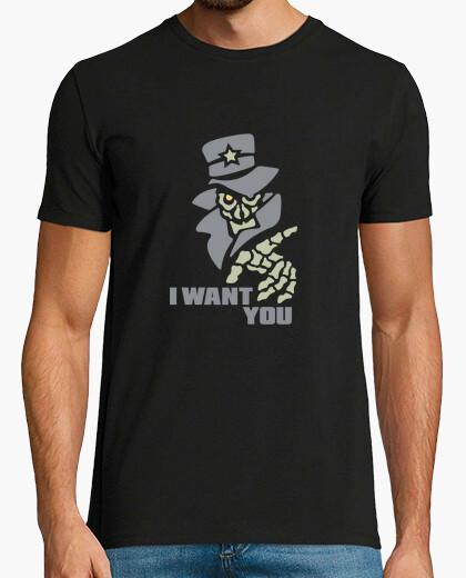 Camiseta hn / te quiero gris por stef