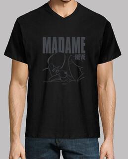 Hn/ Madame rêve 1 gris by Stef