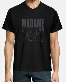 Hn/ Madame rêve 2 gris by Stef