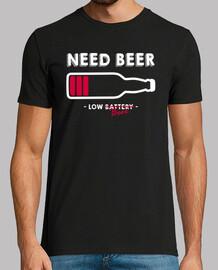 ho bisogno di birra
