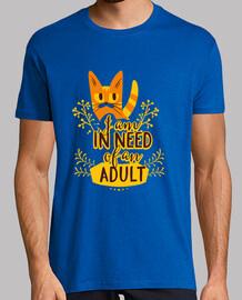 Ho bisogno of un adulto