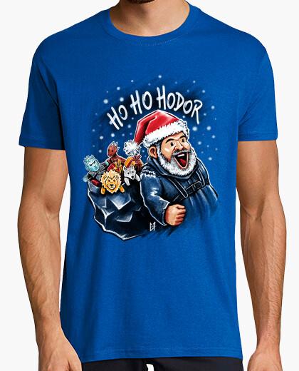 T-shirt ho ho hodor