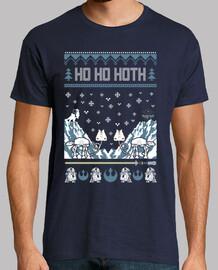 Ho Ho Hoth Ugly Sweater