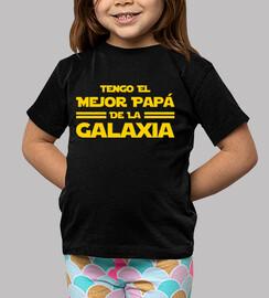 ho il miglior papà della galassia