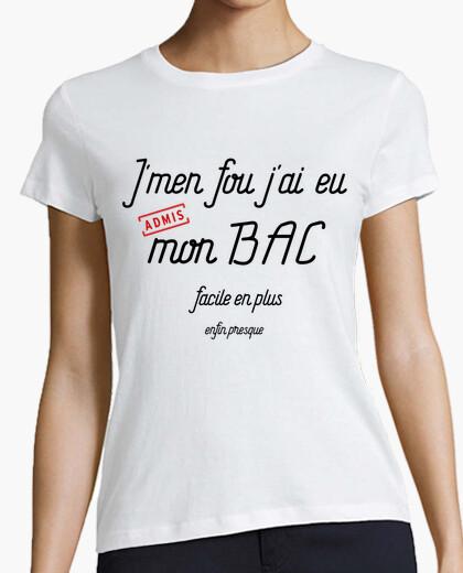 T-shirt Ho il mio bac