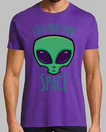 ho solo bisogno di un alieno spaziale