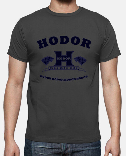 Camisetas Hodor Language School