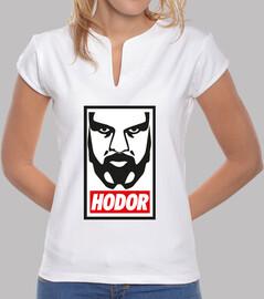 Hodor Obey Blanco