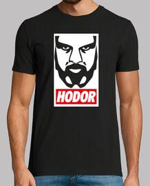 Hodor Obey Negro