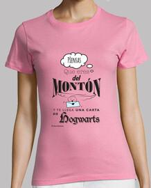 Hogwarts. Chica