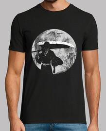 hoja de luz de la luna